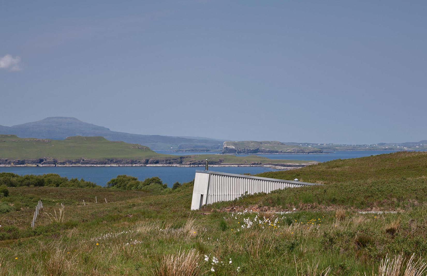 Holiday rental: Fiskavaig Studio is Skye