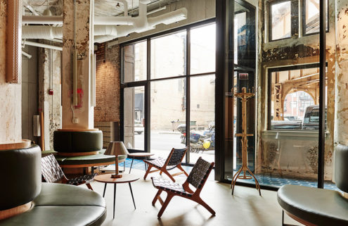 Grupo Habita launches a 'social stay' concept hostel in Chicago