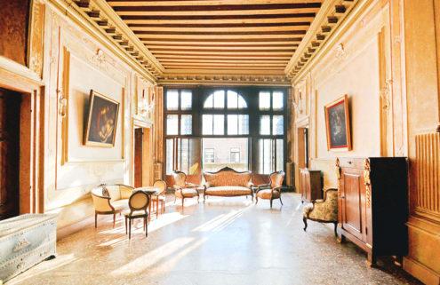 Property of the week: the Venetian home of Friedrich Nietzsche