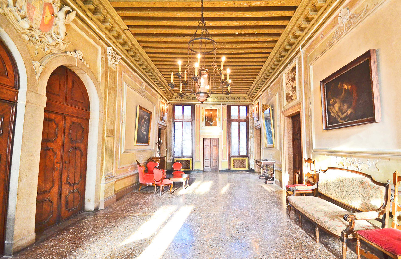 Surprising Property Of The Week The Venetian Home Of Friedrich Nietzsche Largest Home Design Picture Inspirations Pitcheantrous