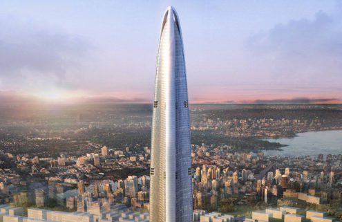 10 tallest buildings topping out in 2017