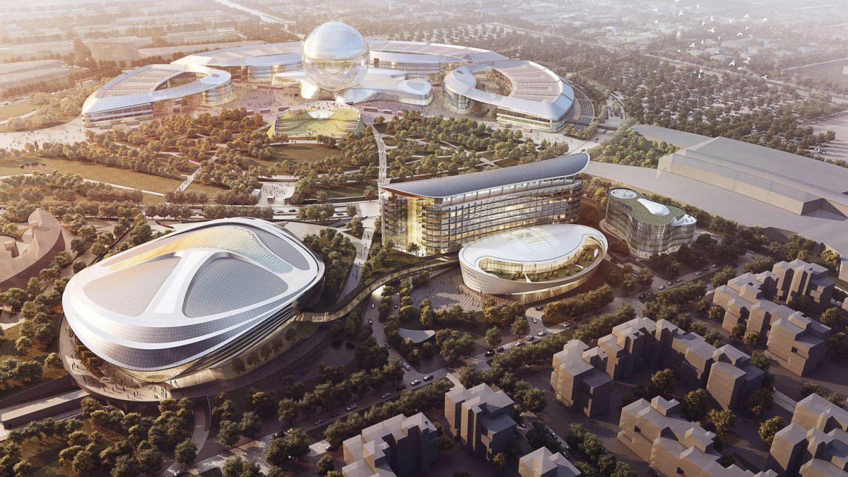 New museum Astana Expo