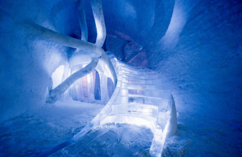 Icehotel 365: inside the world's first permanent Ice hotel