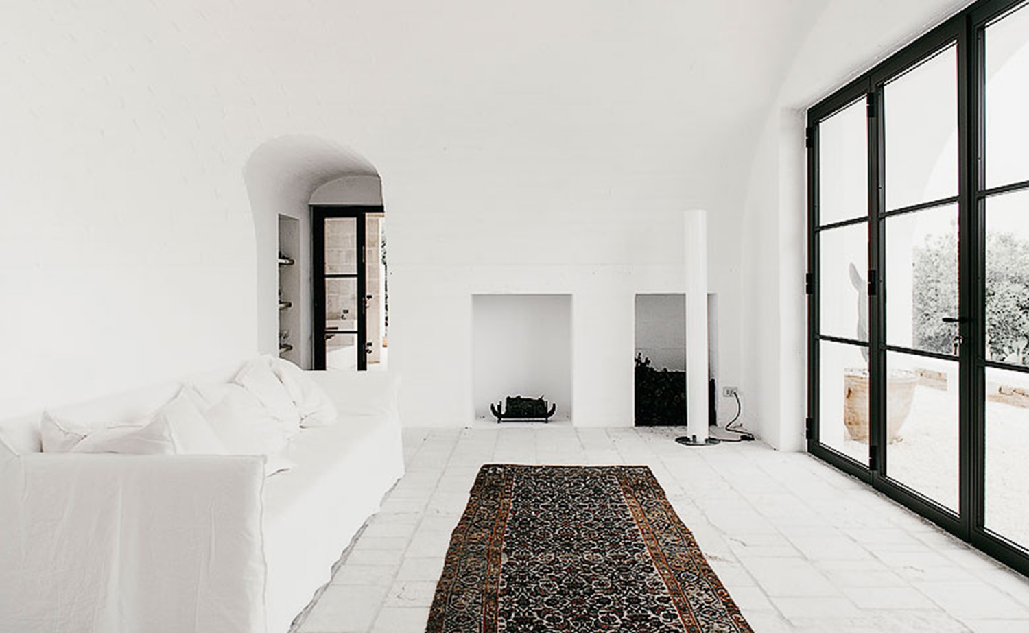 Holiday home for rent: Masseria Moroseta in Puglia, which sleeps up to 8