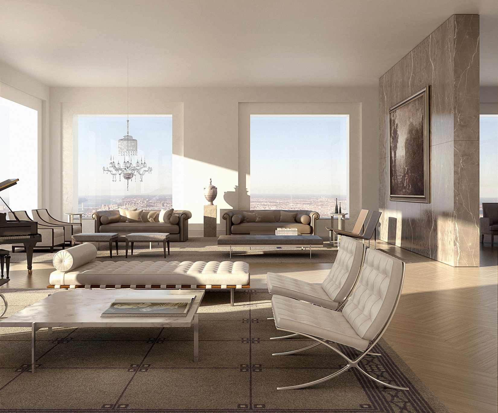 Most expensive homes sold in 2016 penthouse 432 park avenue