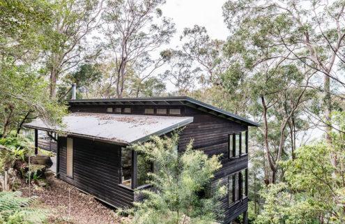 Holiday home of the week: Dangar Island House, Australia