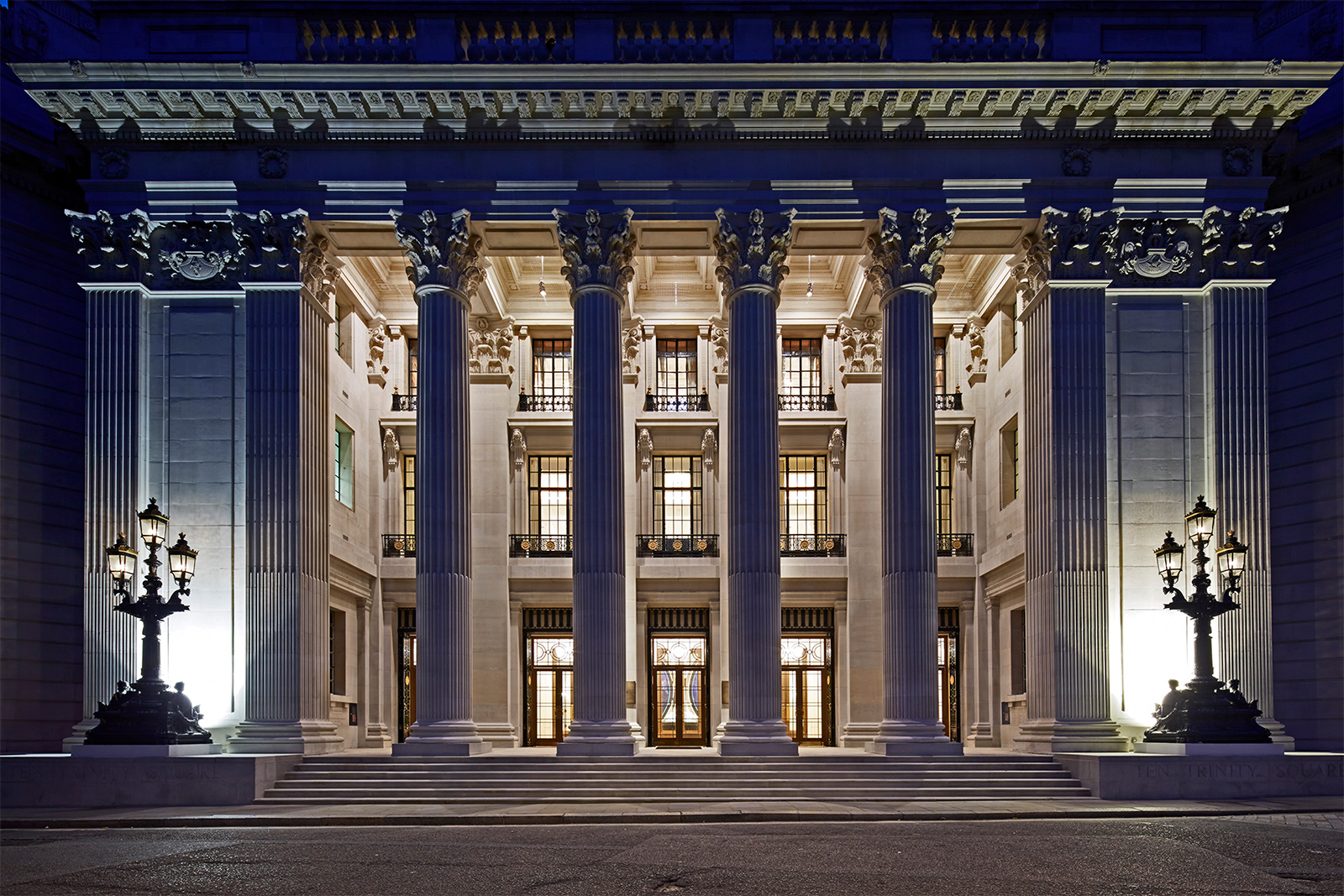 Hotels opening in 2017: Four Seasons London at Ten Trinity Square