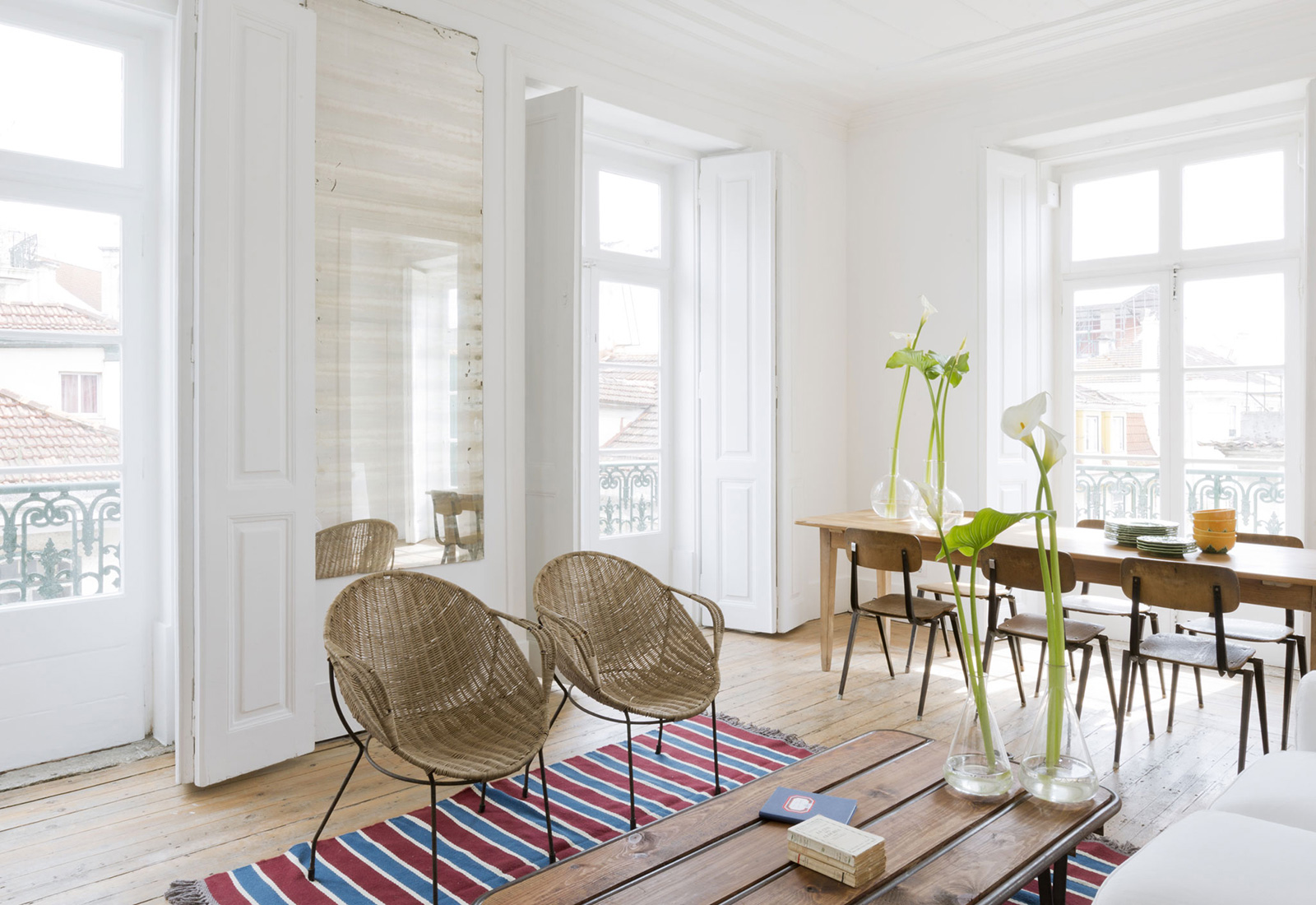 Apartments Inside 6 of the best lisbon apartments to rent