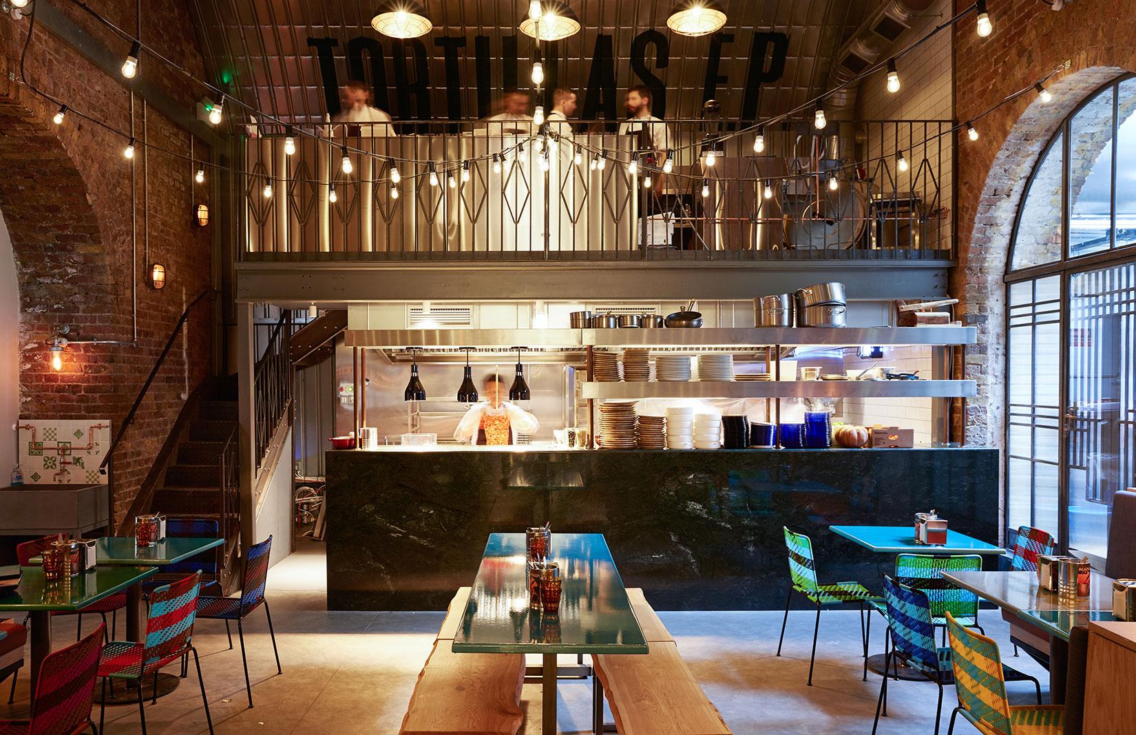 London restaurants: El Pastor