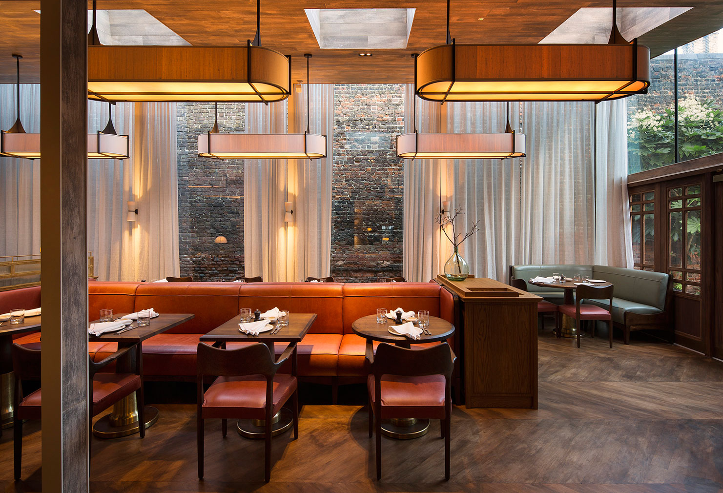 London Restaurants The 10 Best New Openings The Spaces
