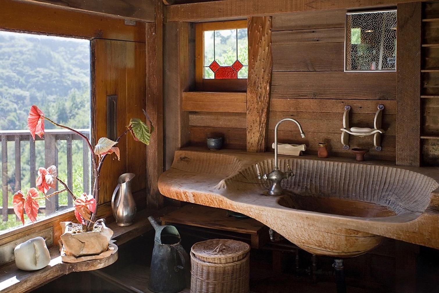 Midcentury cabins: JB Blunk's Blunk House
