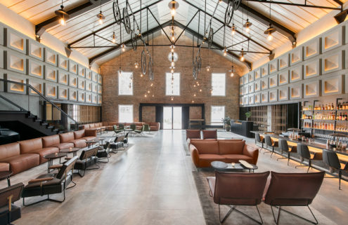 The Warehouse Hotel opens inside a 19th-century 'godown' in Singapore