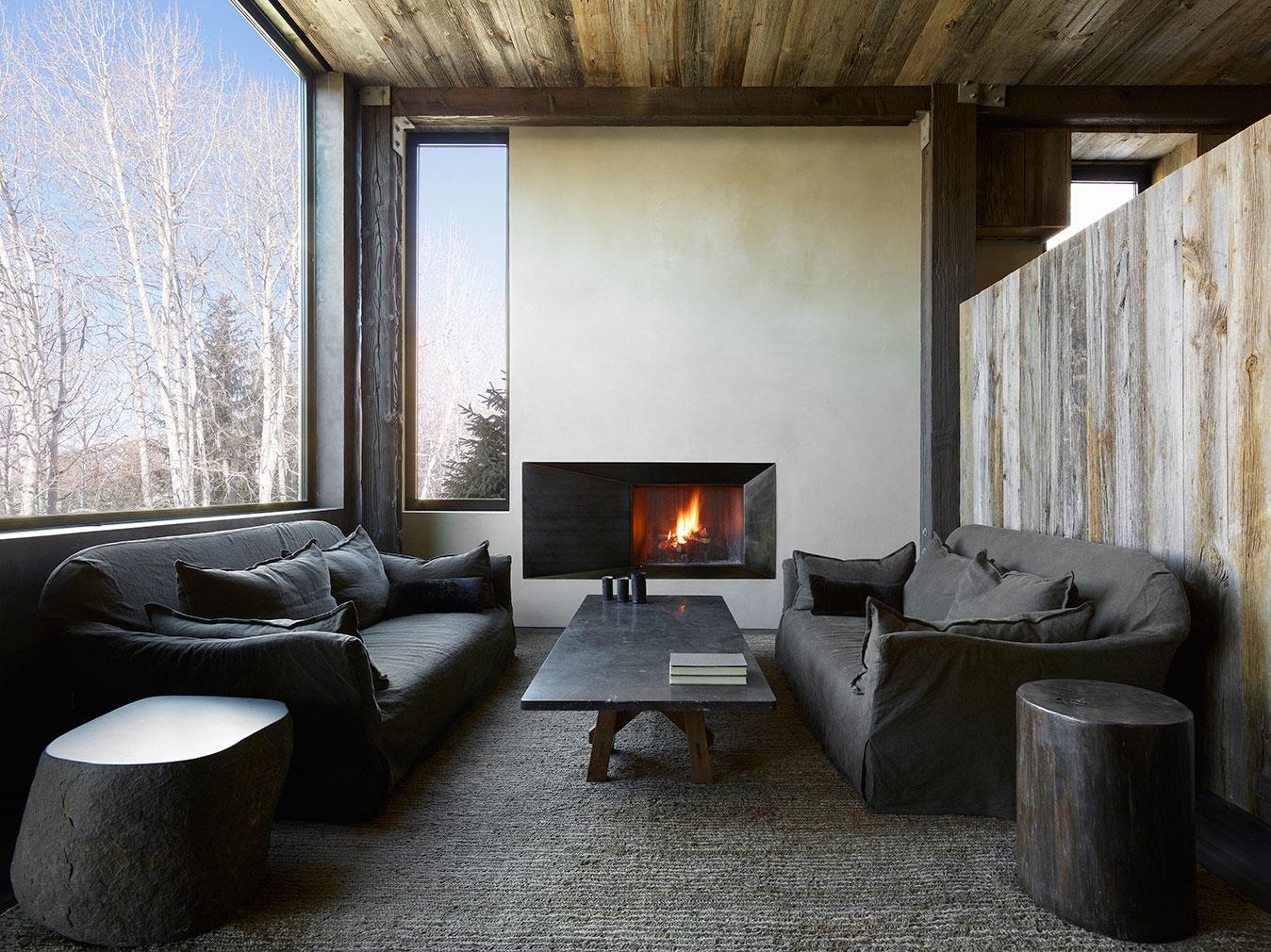Views modern chalet architecture in canada best of interior design - Chalet Design La Muna Designed By Chad Oppenheim