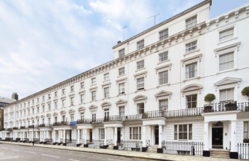 London hospital to sell 11 Chelsea townhouses for £30m