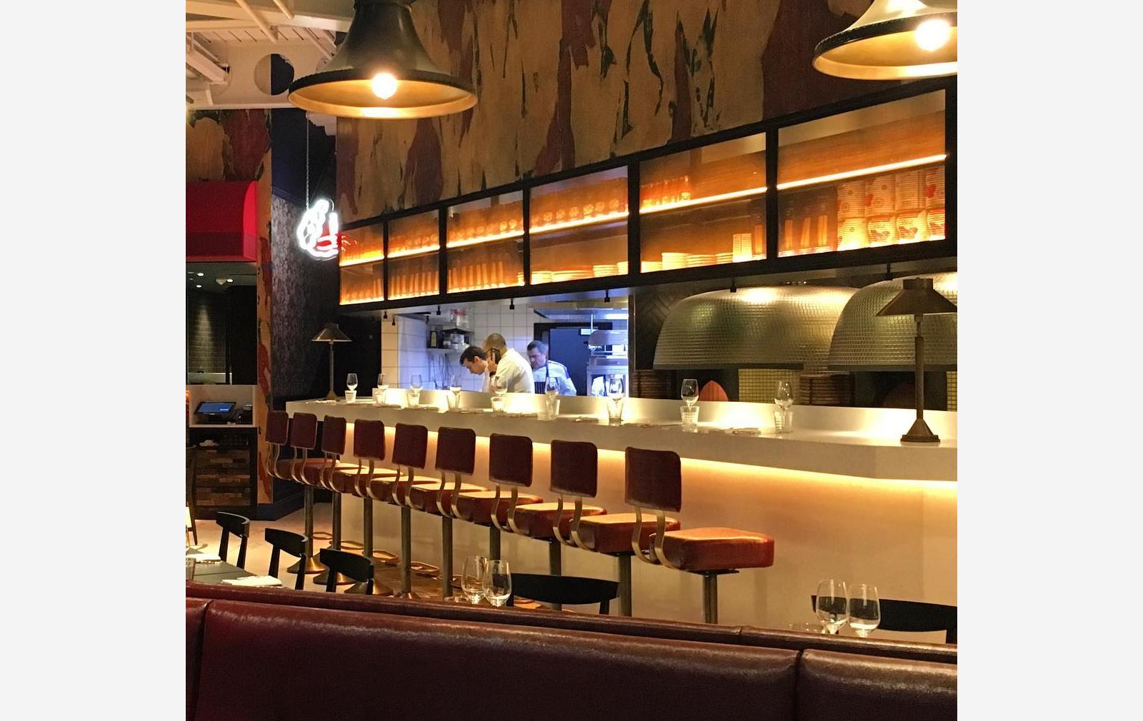 London restaurants: Hai Cenato