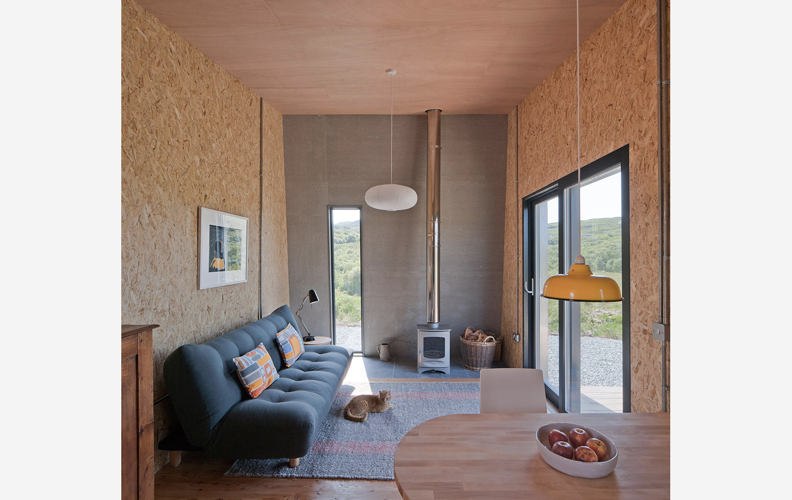 Holiday home for rent: Fiskavaig Studio