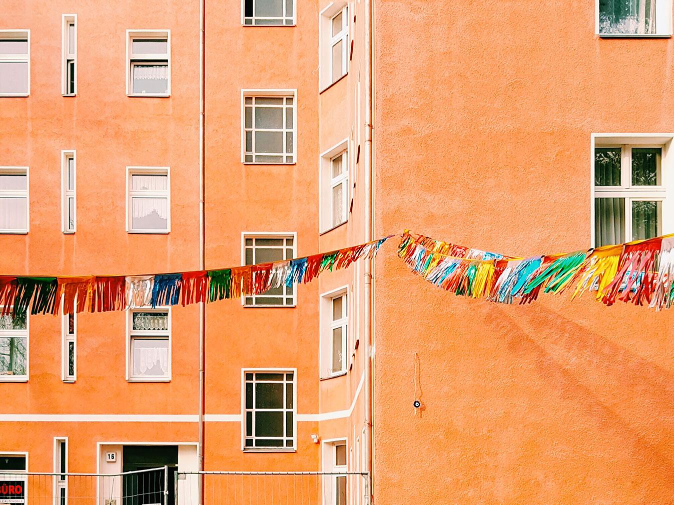 Helin Bereket Berlin photo essay – The Spaces
