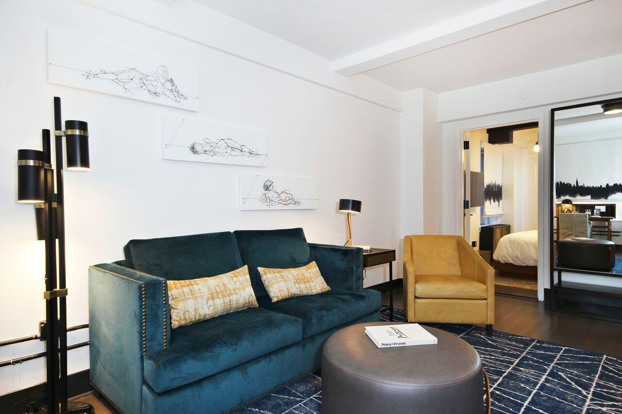 Renwick Hotel: Gertrude Stein Suite