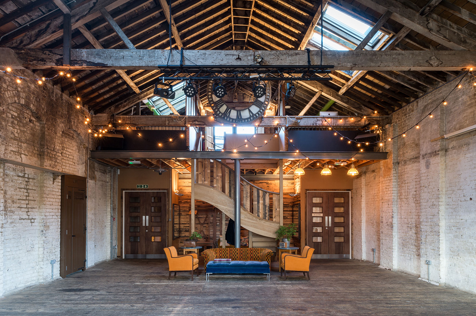 Property Of The Week A Converted Warehouse In Brixton With An Events Space