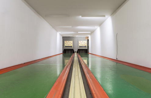 Robert Götzfried photographs Germany's endangered nine-pin bowling alleys