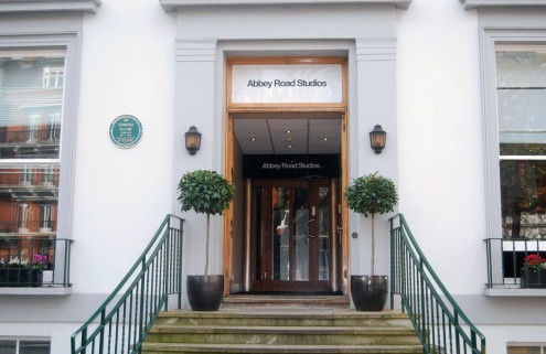 Tour Abbey Road Studios with Google's new website