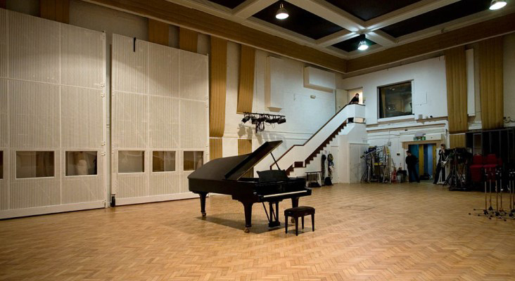 Studio Two at Abbey Road Studios