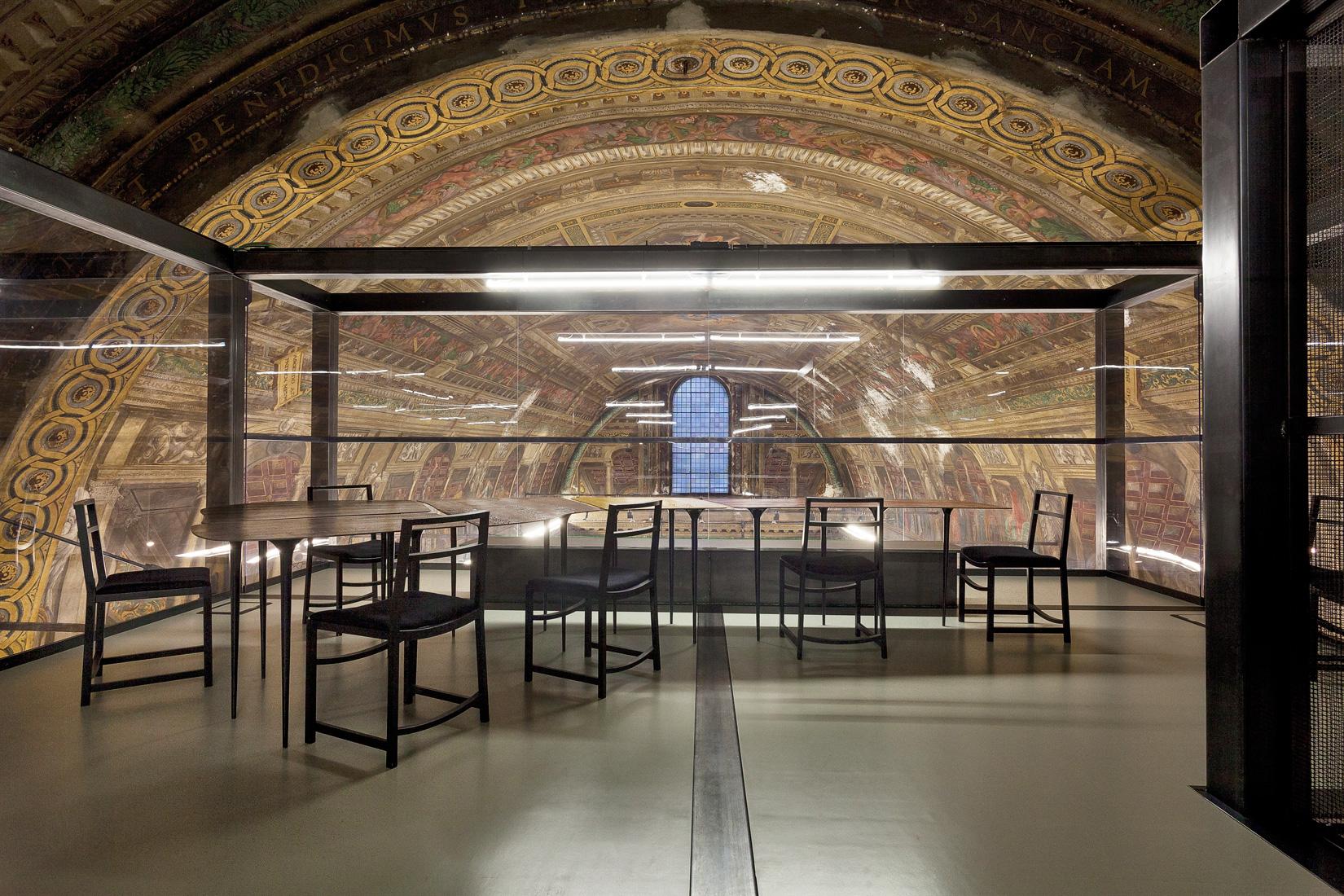 Born again: CLS Architects turn a church into their Milan HQ