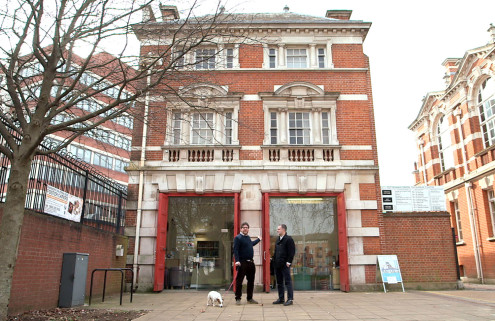 Victorian fire station to become a healthy chicken shop
