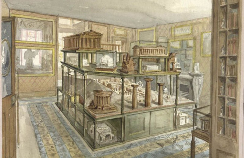 Sir John Soane's private apartments to open to the public in London