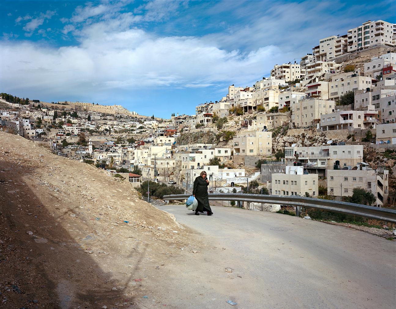 Silwan, East Jerusalem, by Thomas Struth