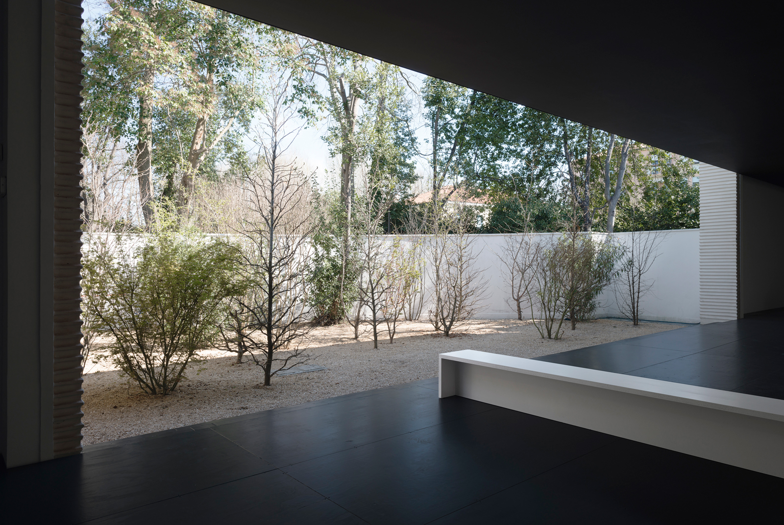 Installation view of the 2015 Austrian Pavilion. Photography: Georg Petermichl
