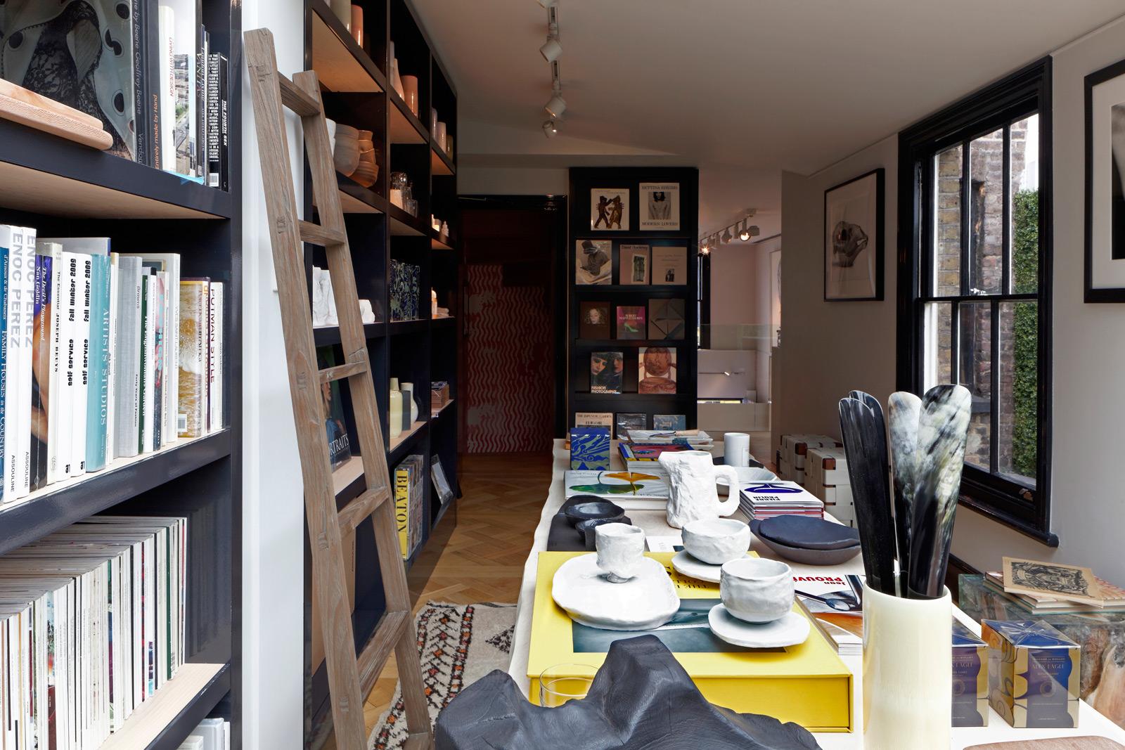 alex eagle on walton street interior shot the spaces