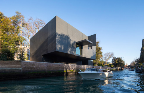 Australia opens its box-like pavilion at the Venice Biennale