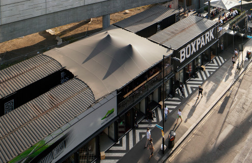 Mammoth office scheme to oust Boxpark from Shoreditch