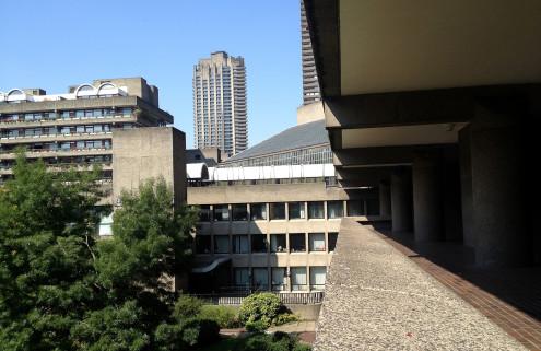 Brutalist beauty: the Barbican Estate's value soars