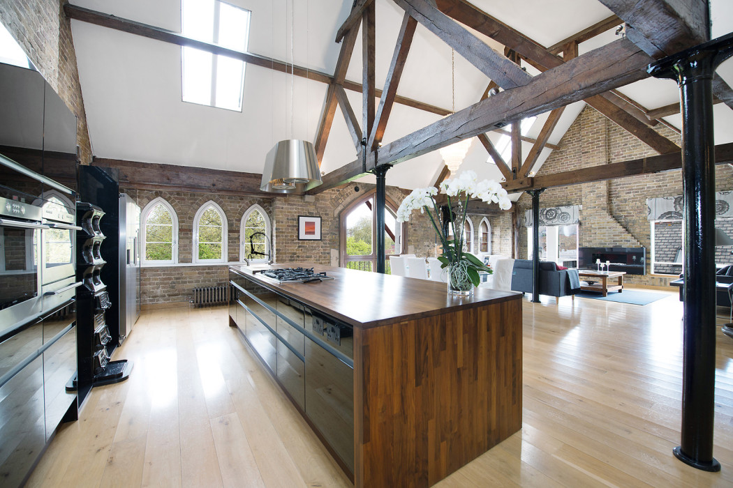 5 Wapping Warehouse Conversions