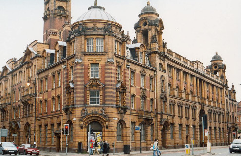 London Road Fire Station goes up for sale in Manchester