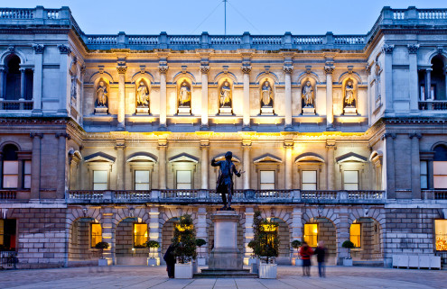 Royal Academy of Arts will 'fundamentally change' after £50 million revamp