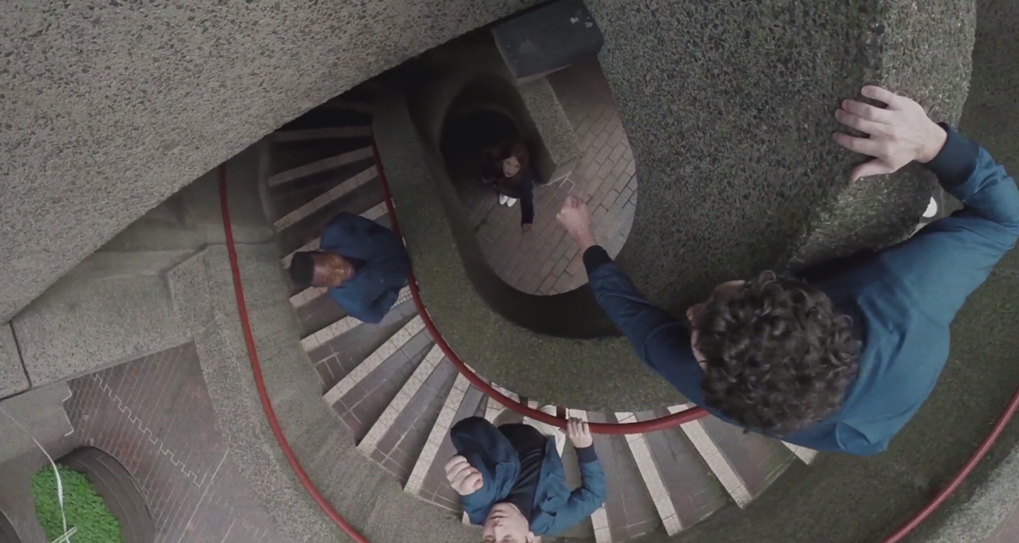 Metronomy roam the Barbican Estate in their 'Months of Sunday' video