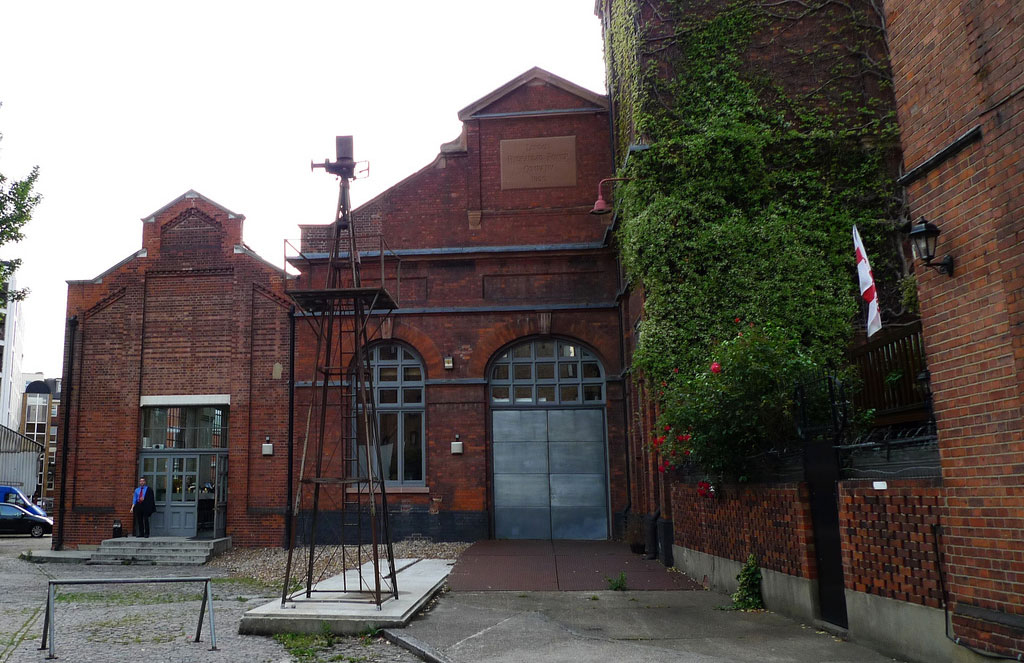 Wapping Hydraulic Power Station could be turned into a hotel by new owner Nick Capstick-Daly. Photography:  Ewan Munro