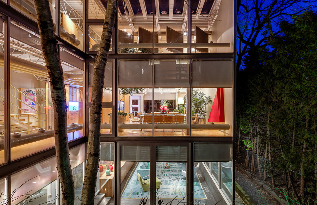 House of the week: Wolf House in Toronto by Barton Myers