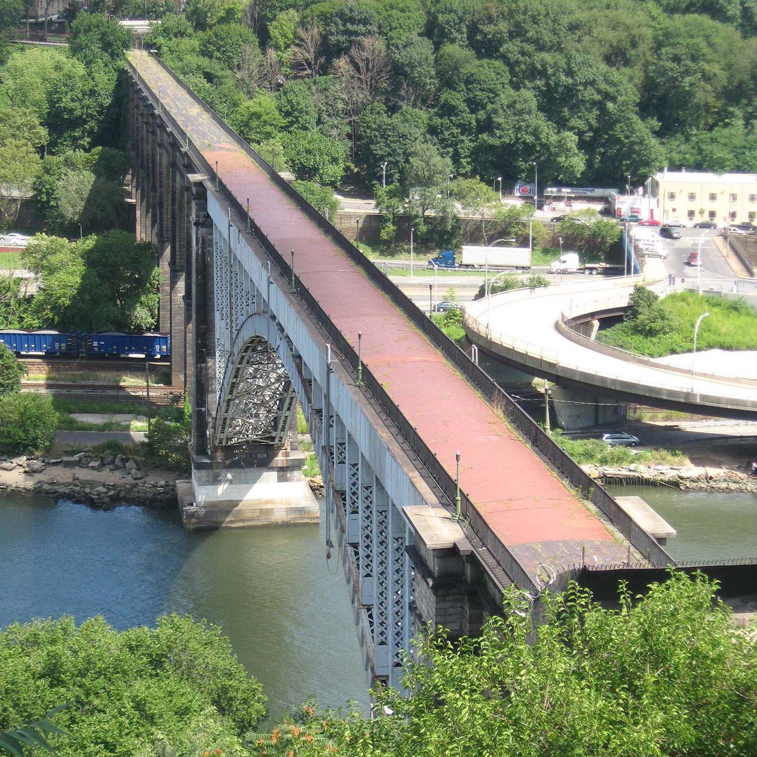 The High Bridge back in 2008