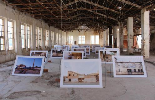 Milena Villalba photographs Onda's abandoned ceramics factories