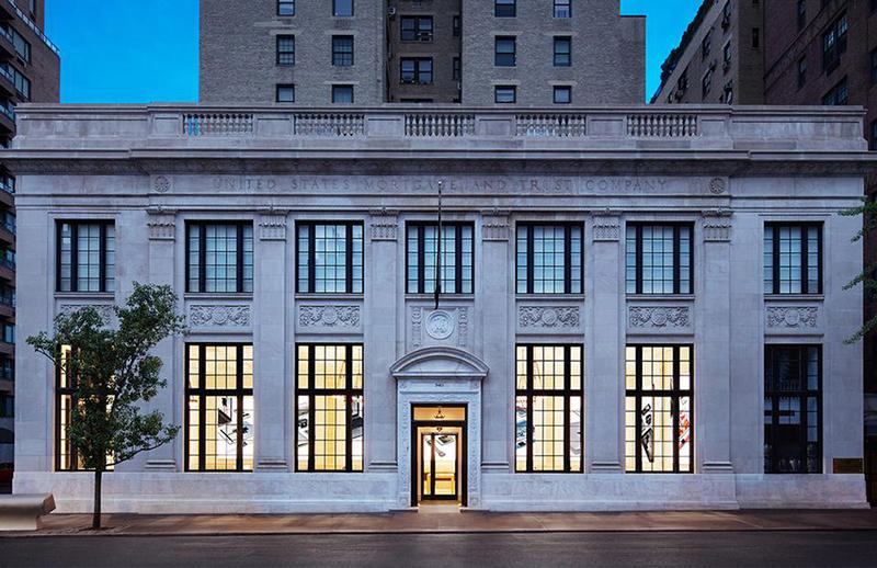 Apple store on Upper East Side, New York
