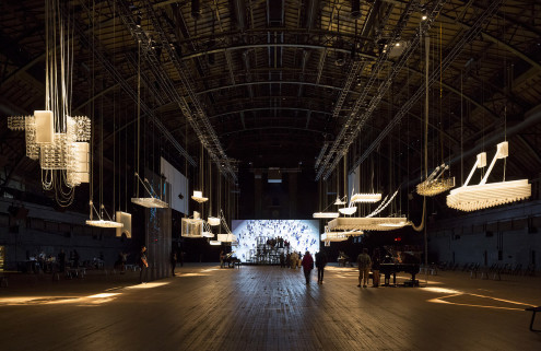 5 Instagram videos of Philippe Parreno's hypnotic Park Avenue Armory show