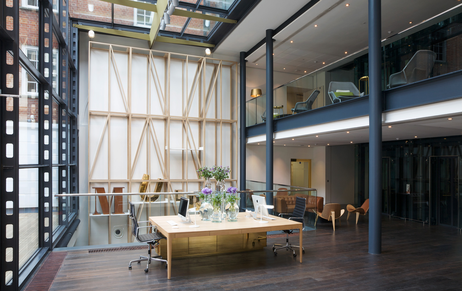 Mulberry HQ, by Universal Design Studio