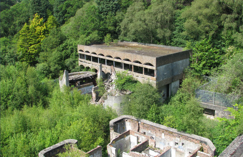 Future of Brutalist landmark St Peter's Seminary thrown into jeopardy