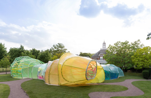 Second Home is buying the 2015 Serpentine Pavilion