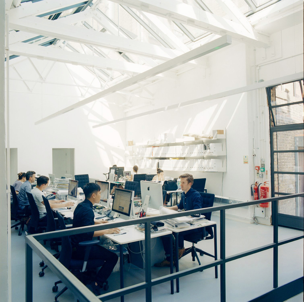 Inside The Designers Studio: Inside Universal Design Studio's Shoreditch HQ