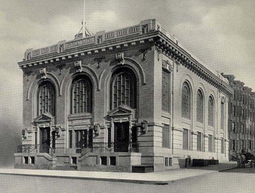 Historical Brooklyn Lyceum